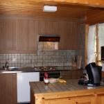 Keuken Chalet Lindehof
