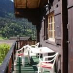 Balkon Chalet Lindehof