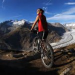 Mountainbiken Riederalp